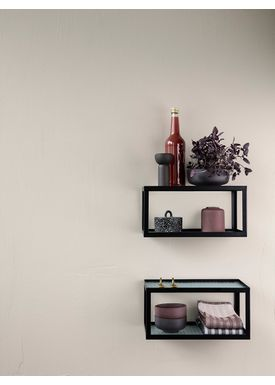 Ferm Living - Hylde - Haze Shelf - Sort