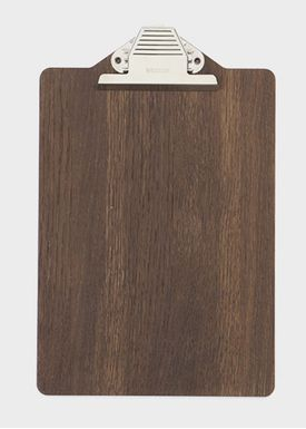 Ferm Living - Krea - Clipboard - A4 Smoked Oak