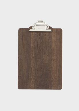 Ferm Living - Krea - Clipboard - A5 Smoked Oak