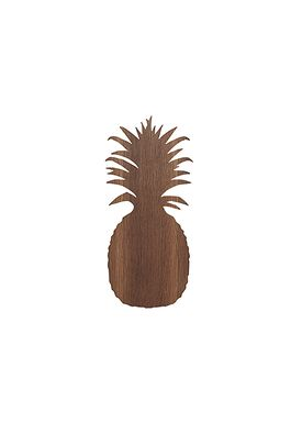 Ferm Living - Lampe - Ferm Børnelampe Røget Eg - Pineapple: Røget Eg