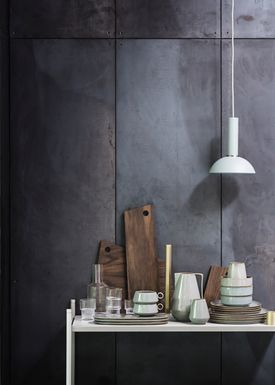 Ferm Living - Lampa - Shades - Hoop - Dusty Blue