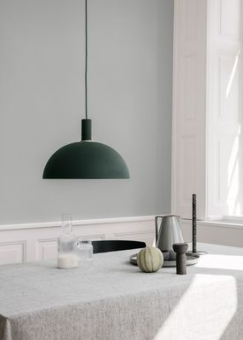 Ferm Living - Lampa - Shades - Dome - Dark Green