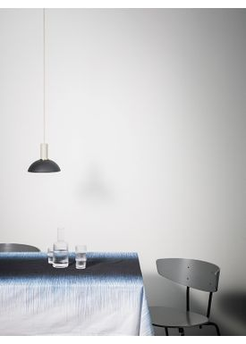 Ferm Living - Lampa - Shades - Hoop - Black