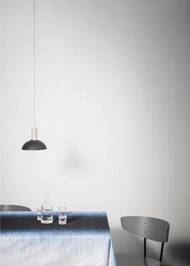 Ferm Living - Lamp - Shades - Hoop - Black