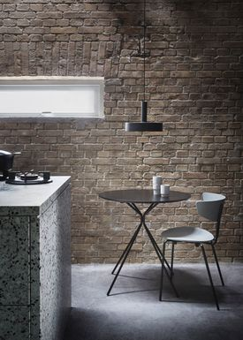 Ferm Living - Lamp - Shades - Record - Dusty Blue