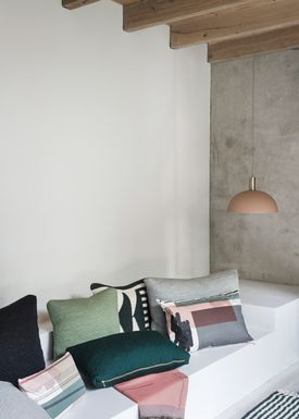 Ferm Living - Lampe - Shades - Dome - Rose