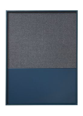 Ferm Living - Notebook - Pin - Blue