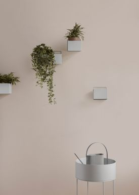 Ferm Living - Plant Stand - Plant Box - Light Grey