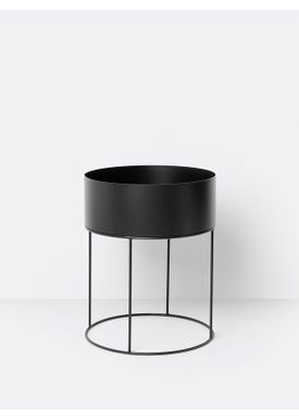Ferm Living - Plant Stand - Plant Box - Black