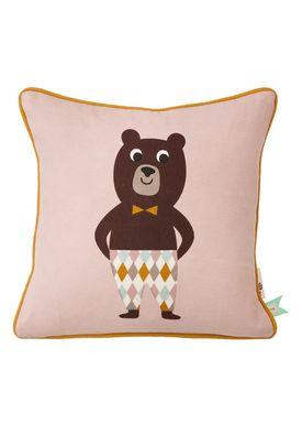 Ferm Living - Pude - Kids Cushion - Bear Cushion