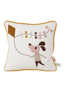 Ferm Living - Pude - Kids Cushion - Dog Cushion