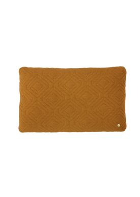 Ferm Living - Pude - Quilt Cushion - Karry 40 x 60