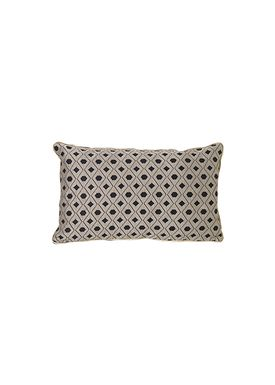 Ferm Living - Pude - Salon Cushion - Mosaic Sand