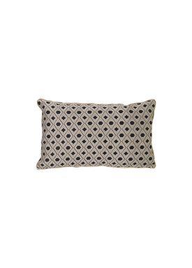 Ferm Living - Pude - Salon Cushion - Mosaic Sand