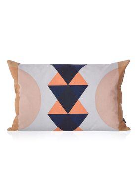 Ferm Living - Pude - Totem Cushion - Koral