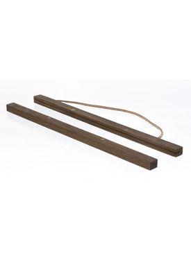 Ferm Living - Rammer - Wooden Frames - Smoked Oak- large
