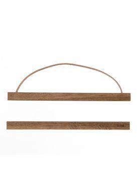 Ferm Living - Rammer - Wooden Frames - Smoked Oak- small