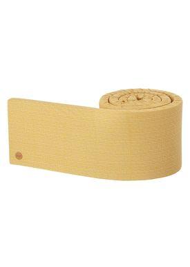 Ferm Living - Sengerand - Ferm Bed Bumper - Yellow Rose Stick