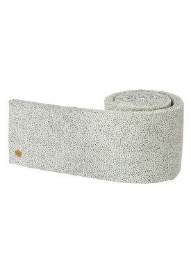 Ferm Living - Sengerand - Ferm Bed Bumper - Mint Dot