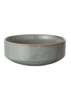 Ferm Living - Skål - Neu Bowl - Small - Grå Glasur