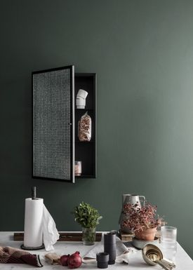 Ferm Living - Skab - Haze Wall Carbinet - Sort