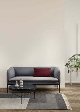 Ferm Living - Sofa - Turn Sofa - Wool mix - Made to order Colours