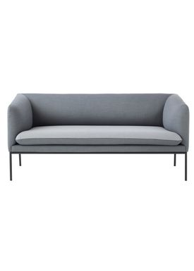 Ferm Living - Sofa - Turn Sofa - Rime by Kvadrat - Made to order Colours