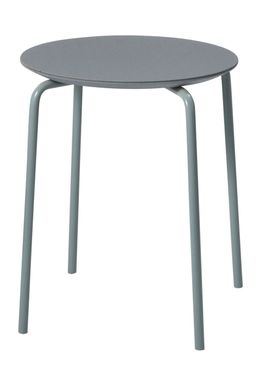 Ferm Living - Stol - Herman Stool - Dusty Blue/Dusty Blue
