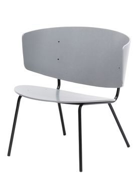 Ferm Living - Stol - Herman Lounge Chair - Grey