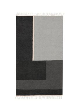 Ferm Living - Carpet - Kelim Rug- Section - Small