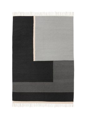 Ferm Living - Carpet - Kelim Rug- Section - Large