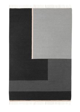 Ferm Living - Carpet - Kelim Rug- Section - Extra Large
