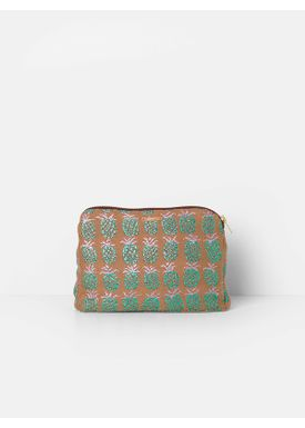 Ferm Living - Taske - Salon Purse - Pineapple