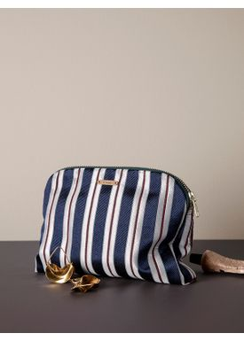 Ferm Living - Bag - Salon Purse - Pinstripe