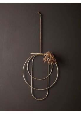 Ferm Living - Mobile - Deco Frames - Brass