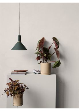 Ferm Living - Urtepotte - Sekki Pot - Curry Large