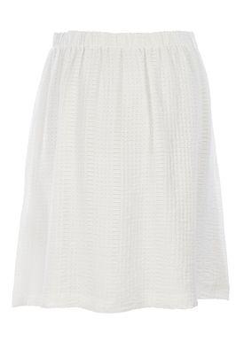 Filippa K - Nederdel - Structure Skirt Lace - Hvid