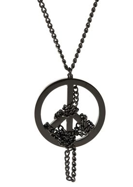 Forrest & Bob - Necklace - N-Peace - Black