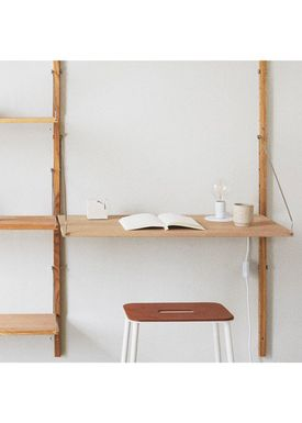FRAMA - Reol - Shelf Library System - Shelf Library Desk