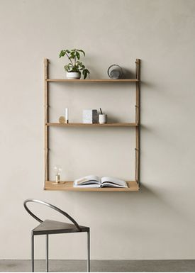 FRAMA - Reol - Shelf Library System - Small Complete Set