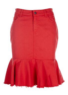 FWSS - Skirt - Buffed Sky - Ski Petrol (Red)