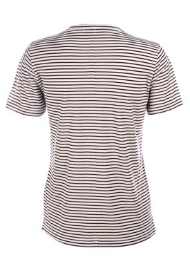 FWSS - T-shirt - I'm Not Tee - Wine/White Stripe