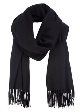 FWSS - Tørklæde - Ecstacy Scarf - Anthracite Black