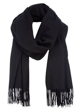 FWSS - Tørklæde - Ecstacy Scarf - Anthracite Black