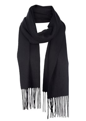 FWSS - Tørklæde - Mini Ecstacy Scarf - Anthracite Black