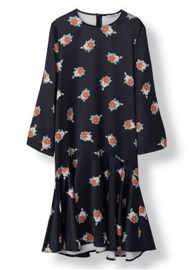 Ganni - Kjole - Glenmore Dress - Black