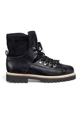Ganni - Boots - Edna - Black