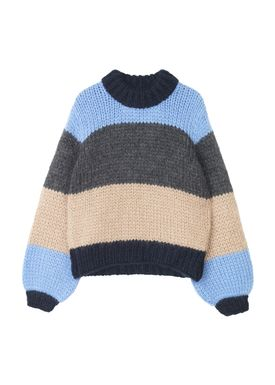 Ganni - Knit - The Julliard Mohair AW18 - Block Colour