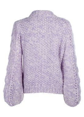 Ganni - Strik - The Julliard Mohair - Pastel Lilac