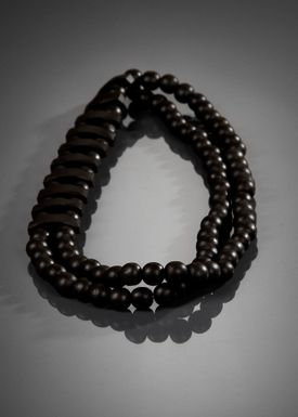 Sussi Necklace Brown